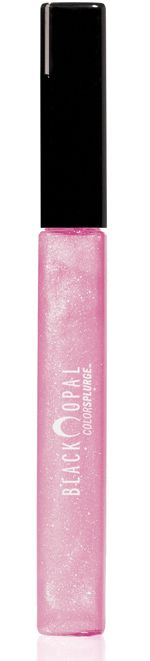 Treasured Locks - Black Opal Color Splurge Lip Gloss- New Item - Black Opal Color Splurge Lip Gloss- New Item