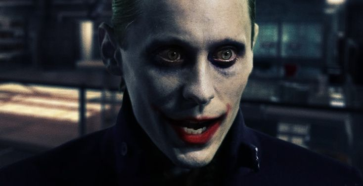 Jared Leto uses The Joker voice from 'Suicide Squad' to shut a heckler up at his concert