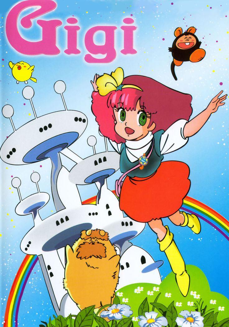 I love this movie still! Gigi (Magical Princess Minky Momo)