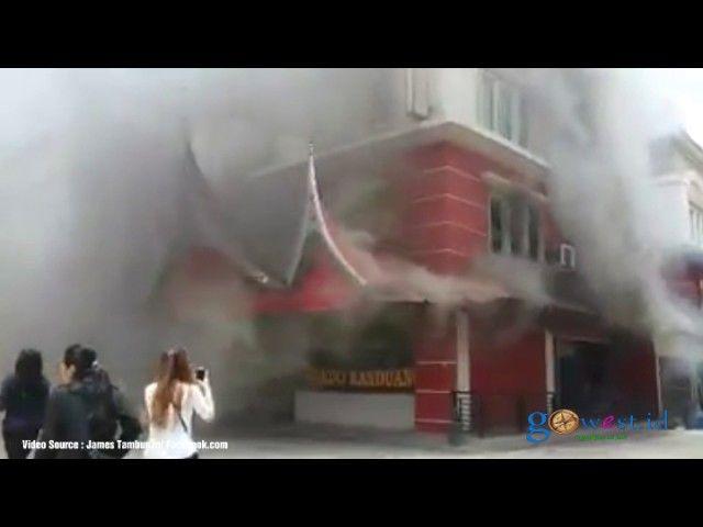 VIDEO : RM. Bundo Kanduang Jodoh Terbakar