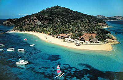 Castaway Island, Fiji. I will go back one day and take my boys :)