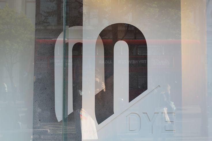 Adidas window display- Oxford Street
