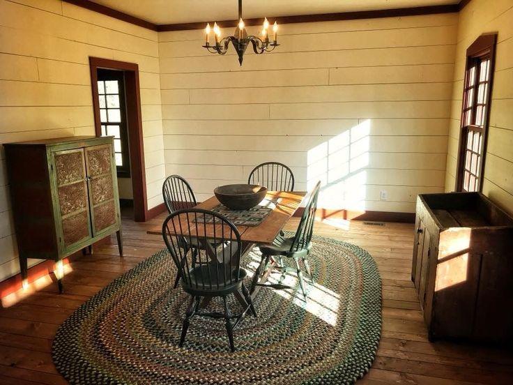 primitive dining room sets   #PrimitiveDiningRooms   Primitive Dining Rooms   Farmhouse ...