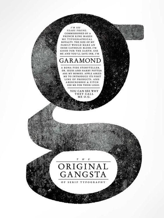 garamond: