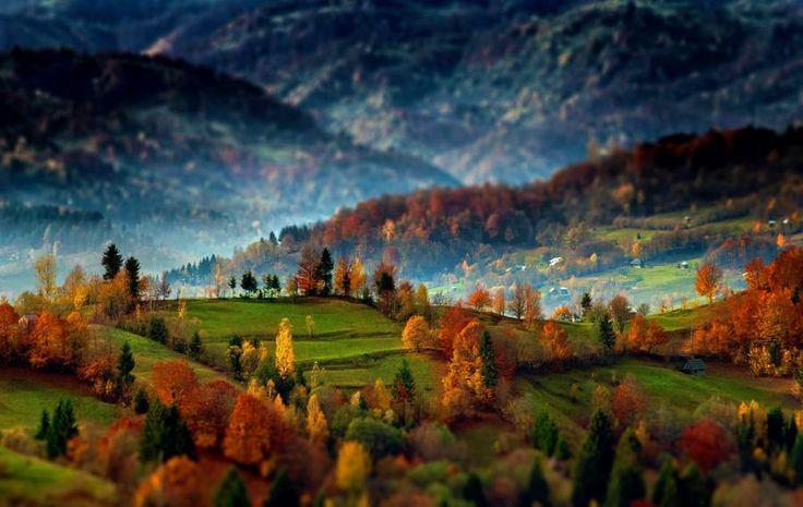 Transylvanian Landscape Photo by Robciuc Alex