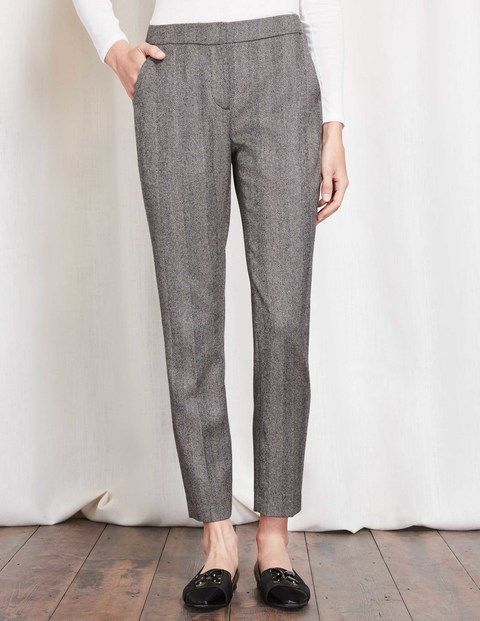 British Tweed 7/8 Trouser