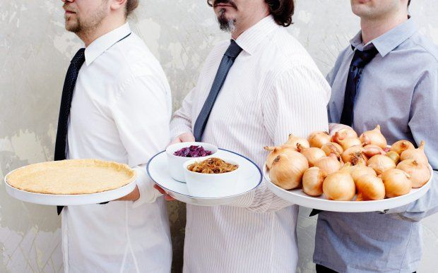 Kuchnia to nowy garaż dla mężczyzn