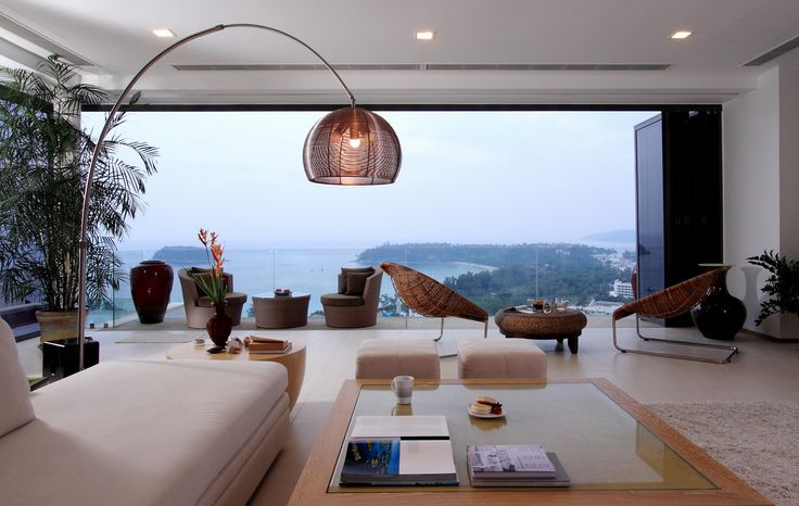 luxury seaview penthouse, Kata / Thailand