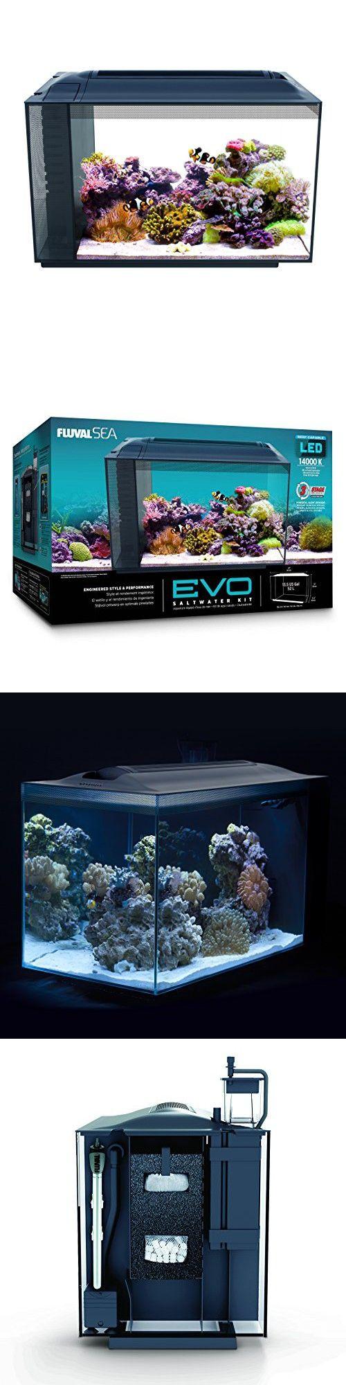 Fluval 10531A1 SEA EVO XII Aquarium Kit