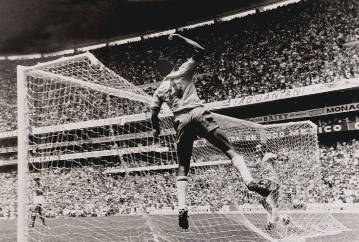 Carlos Alberto, after scoring that goal in the 1970 World Cup final.
