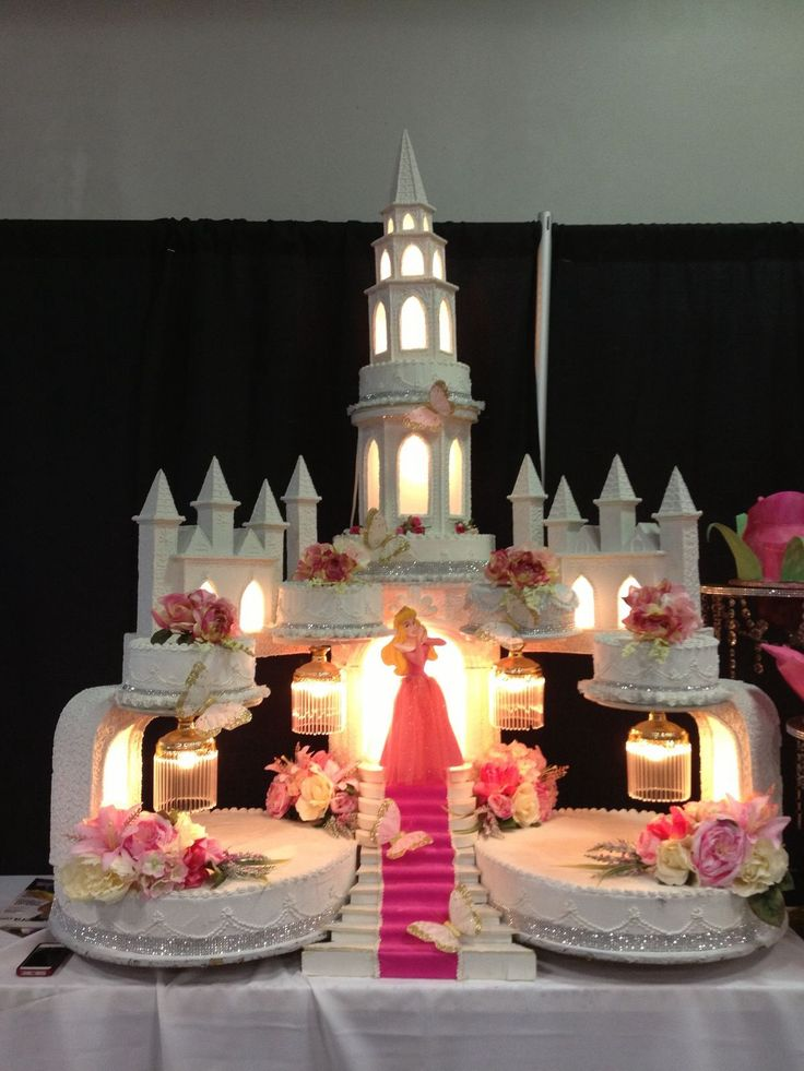 1000 Ideas About Sleeping Beauty Cake On Pinterest