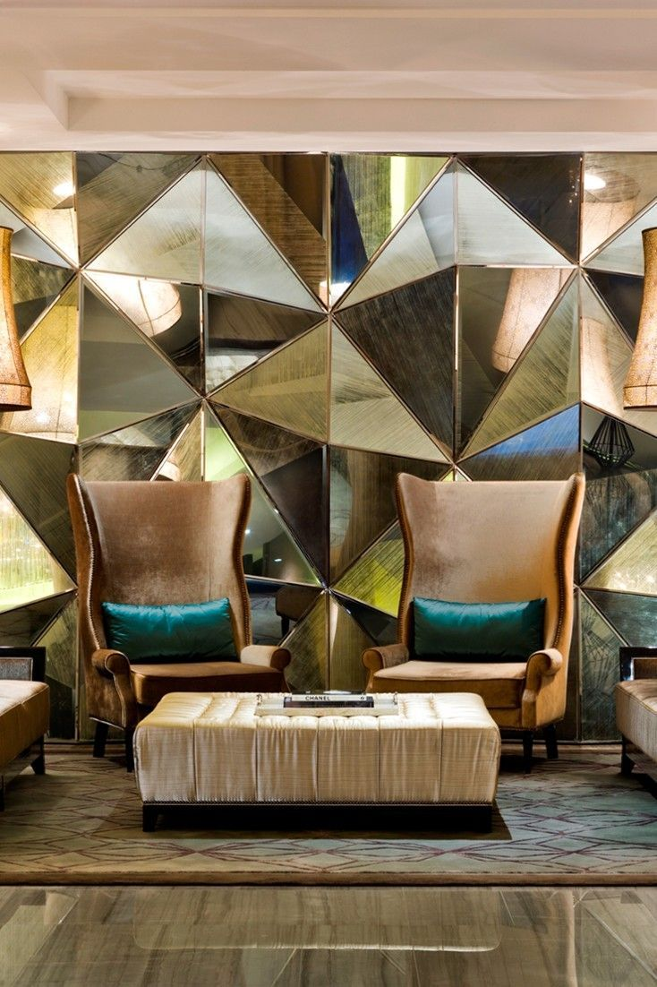 This hotel's gorgeous modern interiors were designed by Andre Fu. The Fullerton Bay Hotel (Singapore, Singapore) - Jetsetter