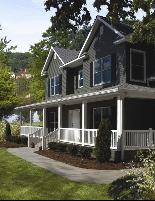 1000 Images About Exterior House Colors On Pinterest