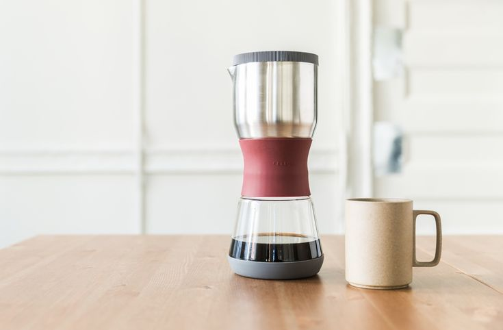 A New Approach to Traditional French Press Coffee