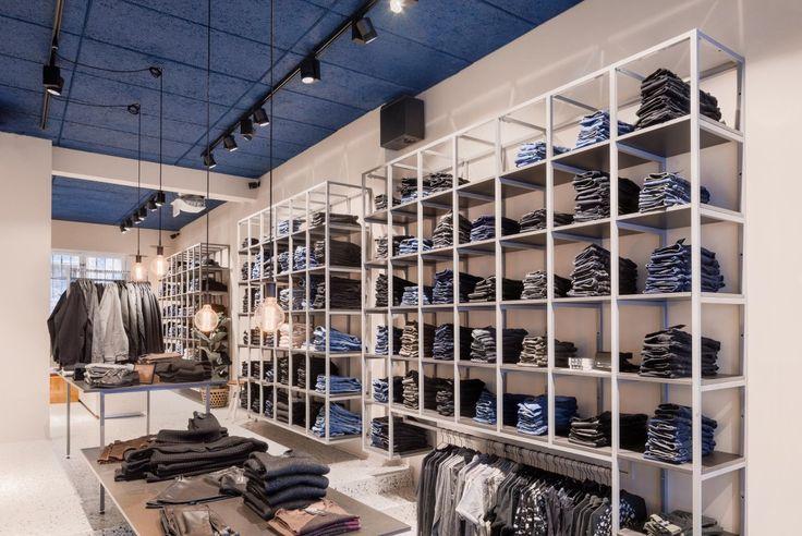 KS Projekt | Göteborgsföretaget Dr Denim har öppnat sin första butik, någonsin kring Nytorget på Södermalm i Stockholm. KS Projekt står för leverans.