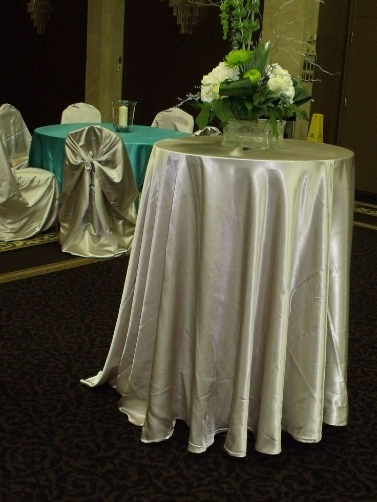 Upgrade to Satin Linens for any meeting, conference, wedding, dinner or social event at the Americana Resort