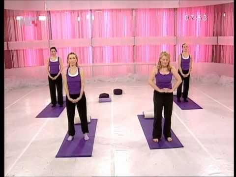 Renata Reiner - Hormonal Yoga 1/4 - YouTube