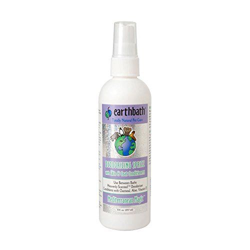 Dog Colognes - Earthbath All Natural Mediterranean Magic Deodorizing Spritz 8Ounce >>> Want additional info? Click on the image. (This is an Amazon affiliate link)