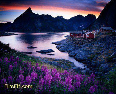mystical places | Norway Mystical Place