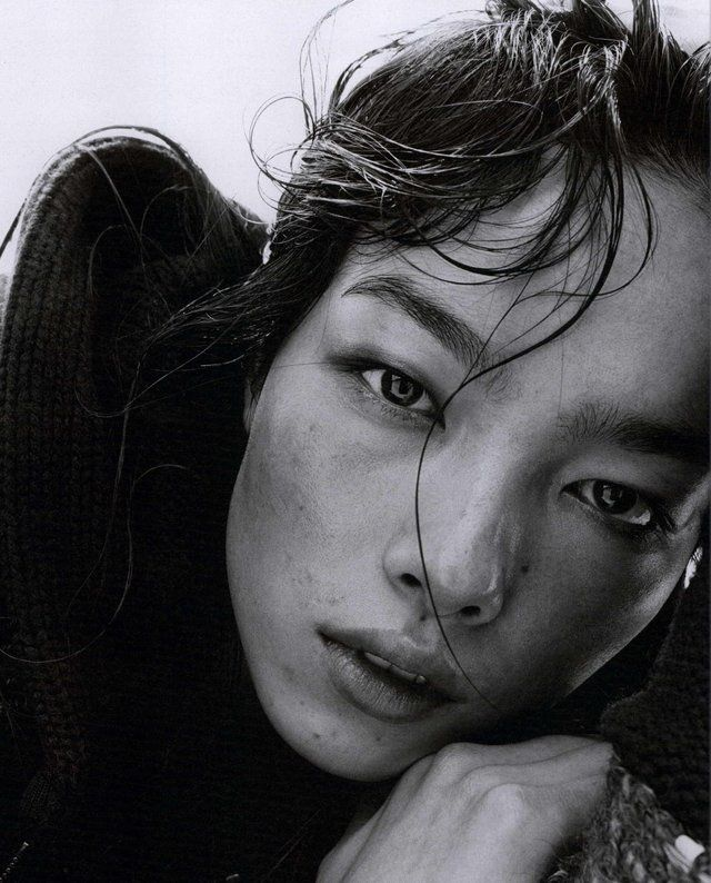 Fei Fei Sun photographed by Steven Meisel                                                                                                                                                                                 More