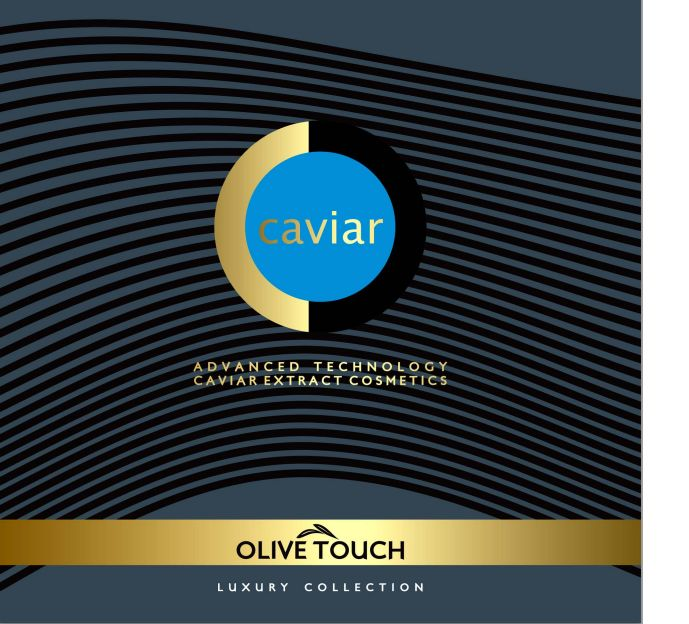 "New ""Luxury Collection"" with Caviar Online Catalogue  #caviar #cosmetics #olivetouch"