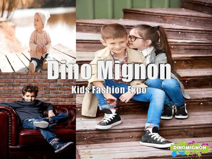 Don't miss out on staying up to date with the new collections you will discover at Dino Mignon Kids Fashion Expo. See the tributes soon!! Follow now @dinomignon