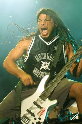 Robert Trujillo ~ Metallica