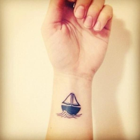 spesso The 25+ best Boat tattoos ideas on Pinterest | Half sleeve tattoos  NW55