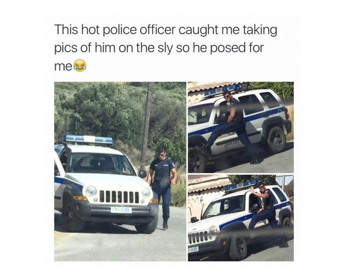 if only the uk had attractive policemen…  ^^^ that is correct! :D *crawls under a rock and cries* (from a British 12 year old xD Ruby) -Ruby
