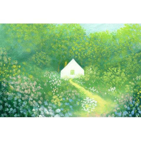 葉祥明 アートグラフ【美しい五月】太子サイズ