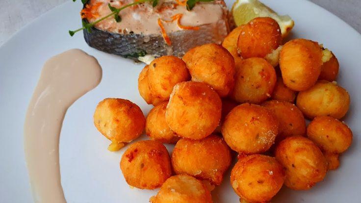 Картофель Буше Рецепт. Гарнир.