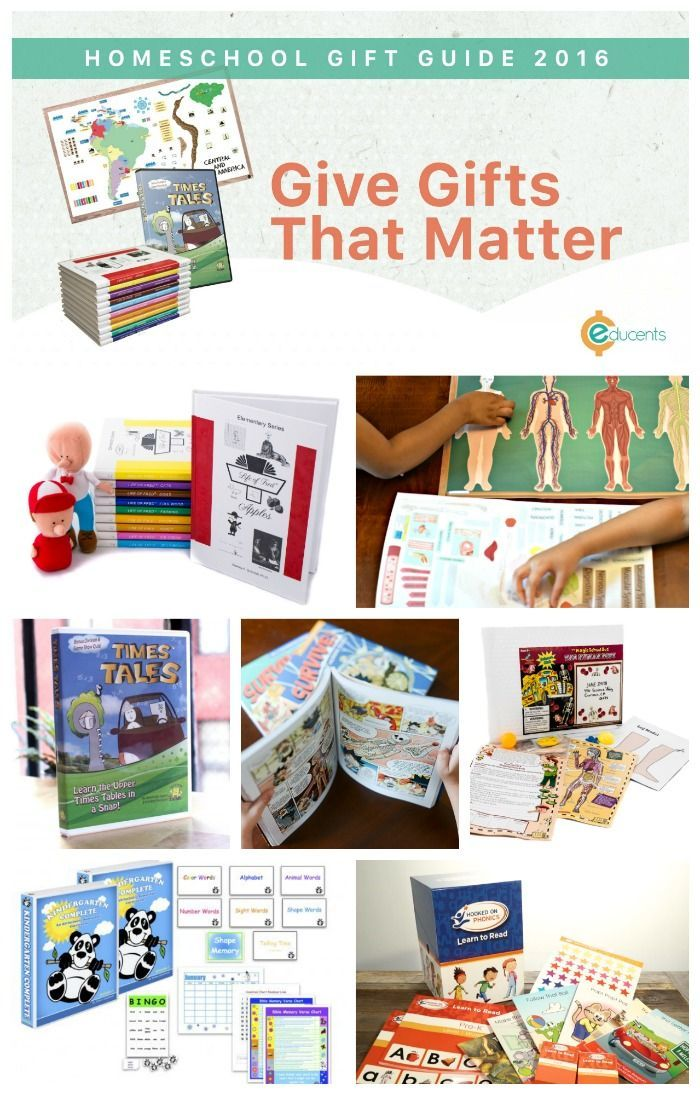 Homeschool Holiday Gift Guide! Searching for the perfect gift for a homeschooled kid? Here are gift ideas that last a lifetime. (affiliate link)
