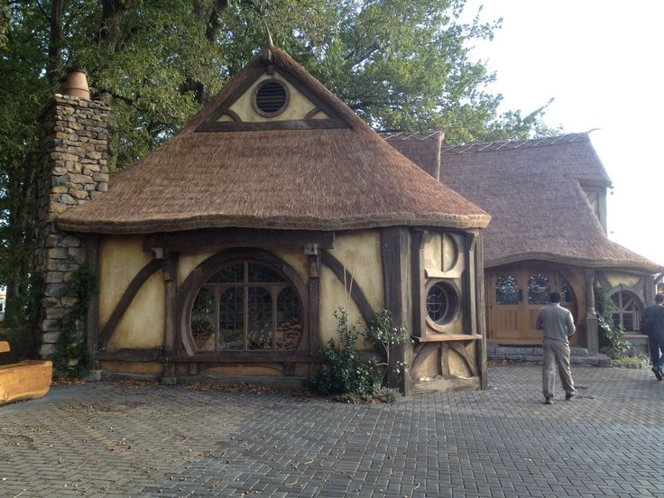 The hobbit was filmed in this town