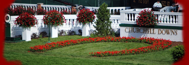 The most coveted spot at Churchill Downs: the Kentucky Derby winner's circle