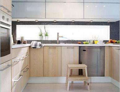 Kitchen Backsplash Window 9 best backsplash window images on pinterest | kitchen, modern