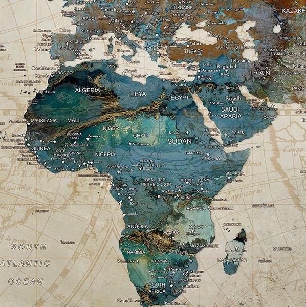 Best 25 world map wall decor ideas on pinterest world map extra large wall art push pin world map art print large wall decor abstract painting gumiabroncs Image collections