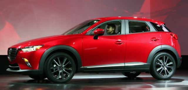 2017 Mazda CX-3 Performance, Redesign, Features, Pictures - New Car Rumors