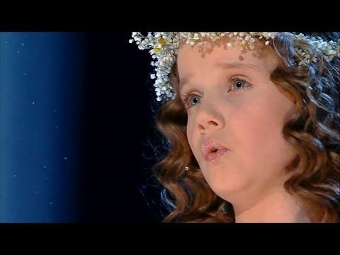 Holland's Got Talent - Amira Willighagen - 9 Years Old - Ave Maria - VERY Moving And Inspiring! - (youtube)