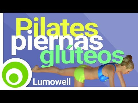 En video: Rutina de pilates para lograr piernas delgadas y glúteos firmes   Adelgazar - Bajar de Peso