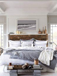 Image Result For Rustic Beachy Bedrooms
