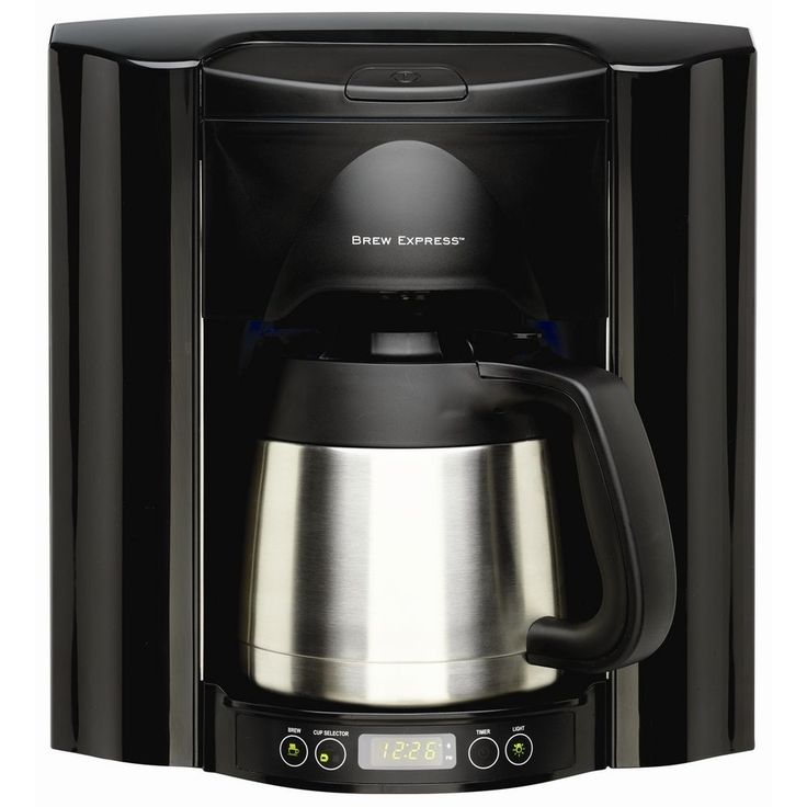 K Cup Coffee Maker For Rv : RV Coffee Maker Multipurpose : Programmable 10 Cup Recessed Rv Coffee Maker Coffee Maker ...