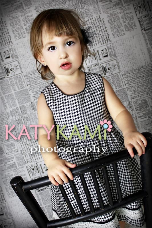 Aberdeen Scotland Toddler Girl Photographer, Katykami – 2-years-old Girl Session