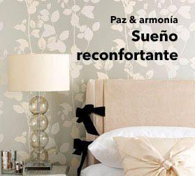 Papel pintado dormitorio de ensueño | Papel diseñado con personalidad
