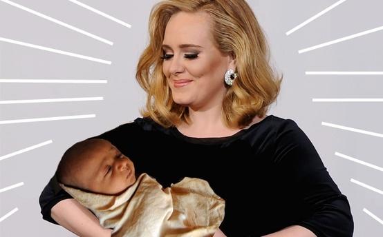 Babies And Adele
