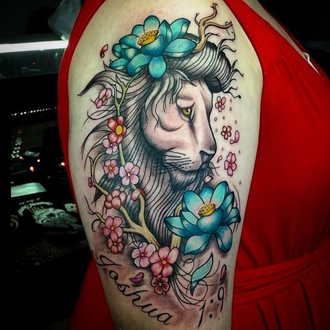 55 Amazing Wild Lion Tattoo Designs and Meaning – Choose Yours