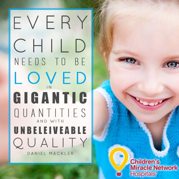 62 children enter a Children's Miracle Network Hospital for treatment every minute. That's more than 10 million kids treated at a member children's hospital each year. Learn how you can make miracles happen for local sick and injured kids: http://childrensmiraclenetworkhospitals.org/About