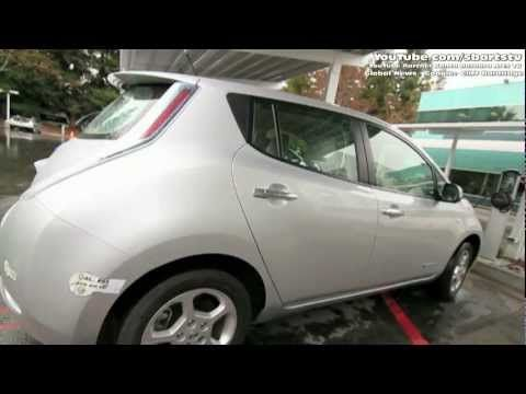 Growing the Grid: Evernote Supports Electric Cars and Nissan Leaf Electric Cars