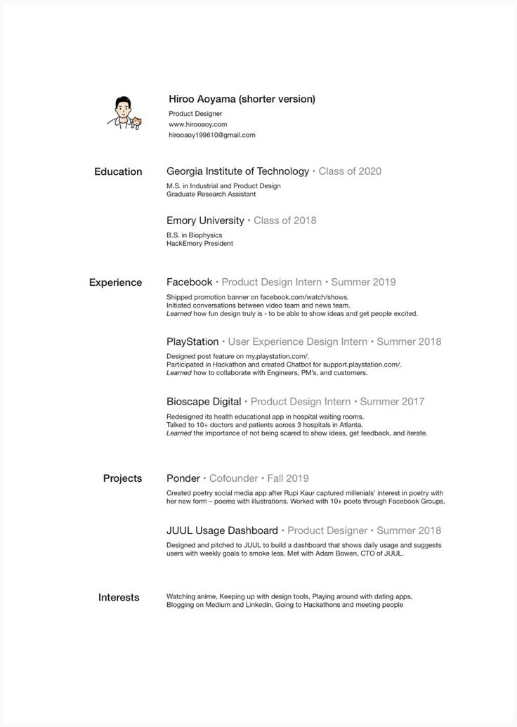7 great student resumes 2020 student resume beautiful