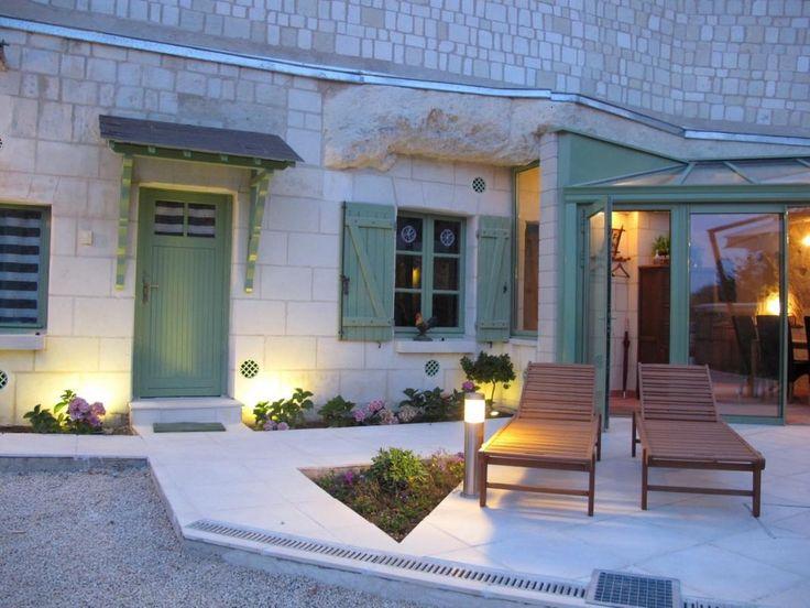 Location Vacances Gîtes de France - Troglo Du Roy Jean parmi 55000 Gîte en Indre-et-Loire, Centre