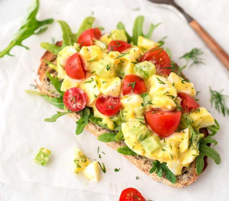 4 простых рецепта с варёными яйцами. Изображение номер 3